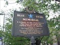 Image for Paducah Downtown Historic District Blue Star Memorial Marker - Paducah, Kentucky