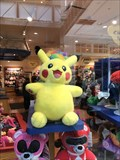 Image for Build a Bear Pikachu - San Mateo, CA