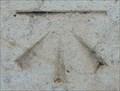 Image for Cut Bench Mark - Marylebone Road, London, UK