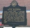Image for Ellis Mansion ~ Vincennes, IN