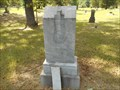Image for Bettie Guest - Wheelock Cemetery - Millerton, OK