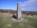 Image for Laughter Tor Standing Stone, Dartmoor UK