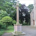 Image for Liff War Memorial - Angus, Scotland.