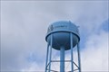 Image for Richmond County Water System Water Tower, Hamlet, NC, USA