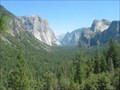 Image for Scenic Roadside Look-Out: Discovery View, Yosemite National Park