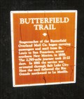 Image for Butterfield Trail - near Anthony, NM