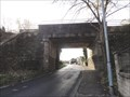 Image for Spen Valley Railway Bridge Over Whitechapel Road - Cleckheaton, UK