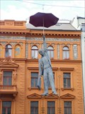 Image for Visící muž - Praha, CZ