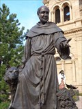 Image for Saint Francis of Assisi - Santa Fe, New Mexico, USA.