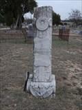 Image for Ransom J. Roy - Blum Cemetery - Blum, TX