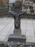 Image for Basaltkreuz mit Christus - Kell - RLP - Germany