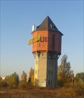 Image for Watertower at the Railway Line - Saint-Louis, Alsace, France