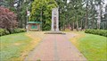 Image for Armstrong Cenotaph - Armstrong, BC