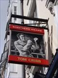 Image for Tom Cribb - Panton Street, London, UK