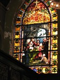 Image for Tiffany and other windows in 2nd Presbyterian Church - Chicago, IL