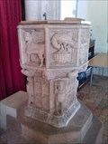 Image for Baptism Font, St Andrew - Norton, Suffolk