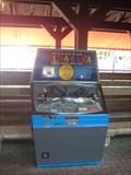 Image for Mold-a-Rama - Train Mold - Binder Park Zoo - Battlecreek, MI