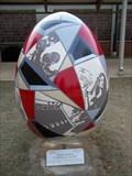 Image for Eggstraordinary Outdoor Art Exhibit - Forsyth Central High School