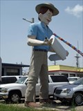 Image for Beaumont, Texas: Muffler Man - Happy Half Wit