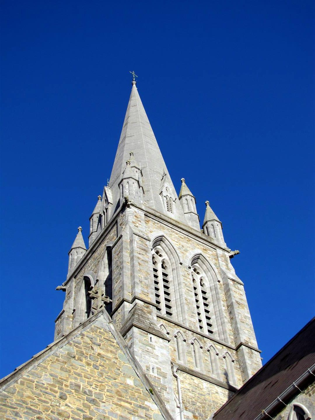 St. Mary's Cathedral Spire