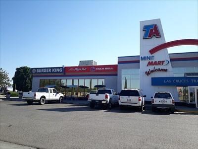 Ta Truck Service >> Pizza Hut At Ta Truck Service Las Cruces Nm Pizza Hut