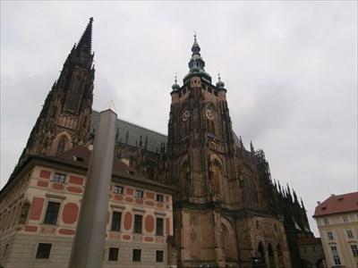 Castle District (Prague, Bohemia, Czech Republic)