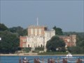 Image for Branksea Castle - Brownsea Island, Poole Harbour, Dorset, UK