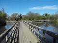 Image for Neary Lagoon boardwalk  - Santa Cruz, California