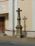 Image for Churchyard cross -Troubelice, Czech Republic