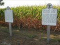 Image for Lincoln National Memorial Highway, Lincoln's First Illinois Home markers - west Decatur area, IL