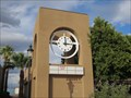 Image for Velda Rose Medical Center Town Clock - Mesa, Arizona