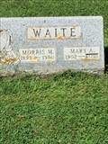 Image for 101 - Mary A. Waite - Watertown, South Dakota