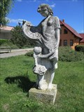 Image for Socha matka s ditetem - Slavkov u Brna, Czech Republic