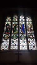 Image for Stained Glass Windows - St Guthlac - Stathern, Leicestershire