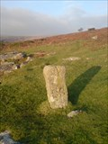Image for SSP Boundary Stone W of Pew Tor