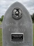 Image for Nubbin Ridge Cemetery