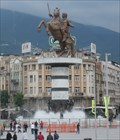 Image for Alexander the Great statue, Skopje, Macedonia
