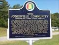 Image for The Jonesville Community - Mathews, AL