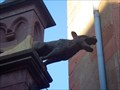 Image for Gargoyle on Kaysersberg's Church, Haut-Rhin/FR