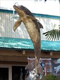 Image for Dolphin Sculpture - Haleiwa, HI