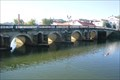 Image for Ponte Velha sobre o Rio Nabão -Tomar, Portugal
