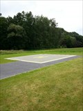 "Image for Helicopter Pad at ""Frankenwaldklinik Kronach"" - Kronach/Germany/BY"