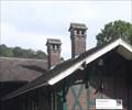 Image for Station building chimneys, Matlock Bath, Derbyshire.