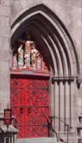 Image for Fiske Door St. Mark's Episcopal Church  -  Philadelphia, PA