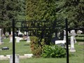 Image for Gladstone Cemetery - Gladstone MB