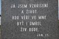 Image for Citat z bible - Jan 11.25. - Sudice, Czech Republic