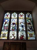 Image for Memorial Window - St Andrew the Apostle - Holt, Norfolk