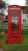 Image for Red Telephone Box - Church Street - Sibbertoft, Northamptonshire