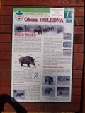 Image for Information Sign (Wild boar) - Brno, Czech Republic
