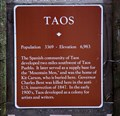 Image for Taos - Taos, NM